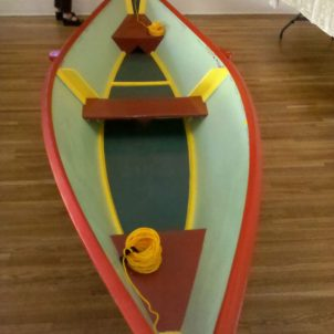Custom dories custom made boats by Ojai Dory