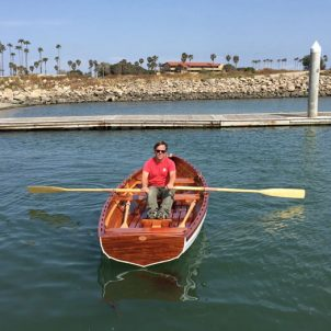 Custom dories custom made boats Port Sorell 16 by Ojai Dory